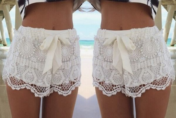 Short Lace my